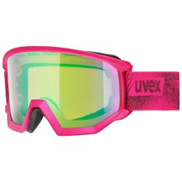 UVEX ATHLETIC CV PINK MAT/MIR GREEN/COL ORANGE 20