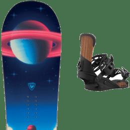 Snowboard ROSSIGNOL ROSSIGNOL REVENANT WIDE 21 + UNION FORCE ASADACHI 21 - Ekosport