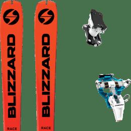 Boutique BLIZZARD BLIZZARD ZERO G RACE 21 + DYNAFIT SPEED TURN 2.0 BLUE/BLACK 21 - Ekosport