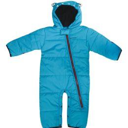 DARE 2B BREAK THE ICE SNOWSUIT KIDS FLURO BLUE 19