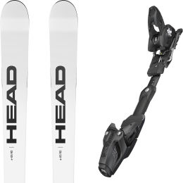 HEAD WC REBELS E-GS RD FIS SW RP + FREEFLEX ST 16 BR.85 21