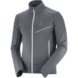 SALOMON RS SOFTSHELL JKT M EBONY 21