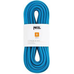 PETZL CONGA 8.0MM X 20M BLEU 21