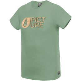 PICTURE BASEMENT CORK TEE ARMY GREEN 21