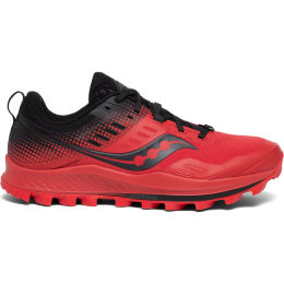 SAUCONY PEREGRINE 10 ST RED/BLACK 20