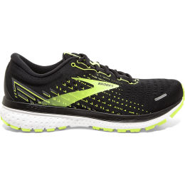BROOKS GHOST 13 BLACK/NIGHTLIFE/WHITE 21
