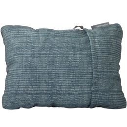 THERMAREST COMPRESSIBLE PILLOW BLUEWOVEN DOT PRINT M 21