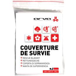 BU FR ARVA ARVA COUVERTURE SURVIE 60GR 21 - Ekosport