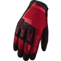 DAKINE CROSS-X GLOVE DEEP RED 21