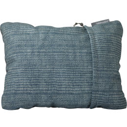 THERMAREST COMPRESSIBLE PILLOW BLUEWOVEN DOT PRINT L 21