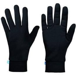 Accessoire textile ski ODLO ODLO SOUS GANTS WARM BLACK 21 - Ekosport