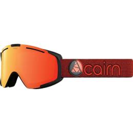 Optique - Sécurité CAIRN CAIRN GENESIS CLX3000 IUM MAT BLACK ORANGE 21 - Ekosport