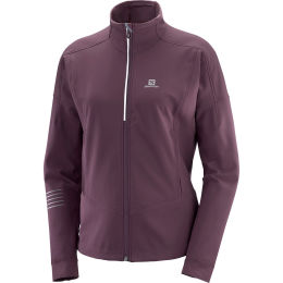SALOMON LIGHTNING WARM SSHELL JKT WINETASTING 21