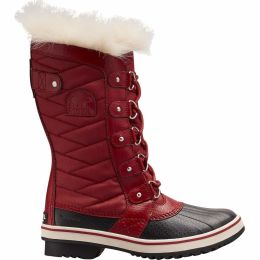 SOREL TOFINO II CVS W RED DAHLIA 20