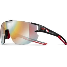 JULBO AEROSPEED BLACK / RED / RED ZEBRA LIGHT FIRE 21