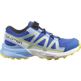 SALOMON SPEEDCROSS BUNGEE K TURKISH SEA/LITTLE BOY BLUE/LEMON Z 21