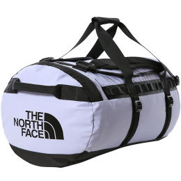 THE NORTH FACE BASE CAMP DUFFEL M SWEET LAVENDER/TNF BLACK 21