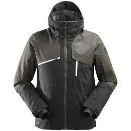 EIDER CAMBER JKT 2.0 M BLACK/DEEP JUNGLE 19