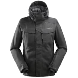 Vêtement de ski EIDER EIDER COLE VALLEY JKT 2.0 M RAVEN 19 - Ekosport
