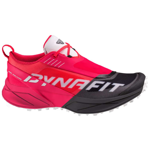 DYNAFIT Chaussure trail Ultra 100 W Fluo Pink/bl Femme Rose/Noir taille 4