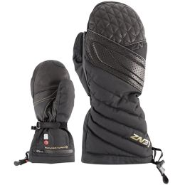 LENZ HEAT GLOVE 4.0 MITTENS WOMEN BLACK 20
