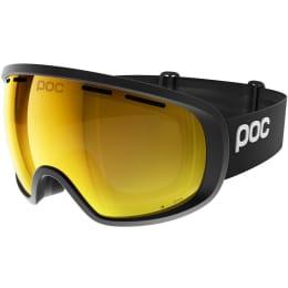 Protection du skieur POC POC FOVEA CLARITY URANIUM BLACK/SPEKTRIS ORANGE 22 - Ekosport
