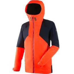 DEGRÉ 7 SPENCER SKI JACKET MAGMA 19