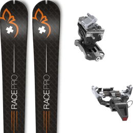 MOVEMENT RACE PRO 77 21 + DYNAFIT SPEED RADICAL SILVER 21
