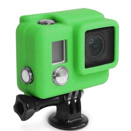 XSORIES SILICONE COVER GOPRO HERO3+ GRN 14
