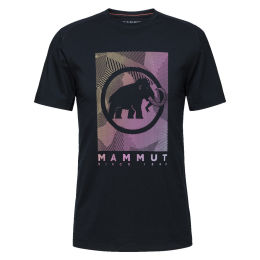 MAMMUT TROVAT T-SHIRT MEN BLACK 21