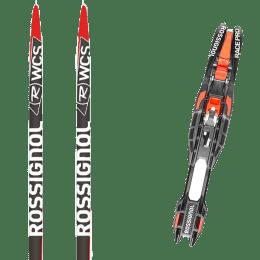 Ski de fond ROSSIGNOL ROSSIGNOL X-IUM CLASSIC WCS C1 – IFP 18 + ROSSIGNOL RACE PRO CLASSIC IFP 20 - Ekosport
