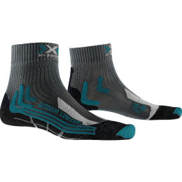 X-SOCKS TREK OUT LOWCUT LADY ANT/TU 20