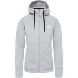 THE NORTH FACE W HIKEST MIDLAY-SG MELD GREY 21