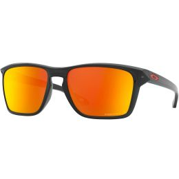 OAKLEY SYLAS BLACK INK PRIZM RUBY POL 21