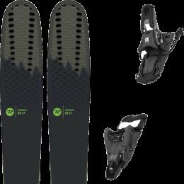Pack ski alpin ROSSIGNOL ROSSIGNOL SKY 7 HD 20 + ARMADA SHIFT MNC 13 ARMADA BLACK 100MM 21 - Ekosport