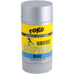 Nouveautés 2018 en vrac TOKO TOKO NORDIC GRIPWAX 25G BLUE 20 - Ekosport