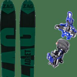 Boutique ZAG ZAG ADRET 81 20 + PLUM PIKA 21 - Ekosport