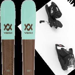 Boutique VOLKL VOLKL SECRET 102 20 + LOOK NX 12 GW B100 BLACK 21 - Ekosport