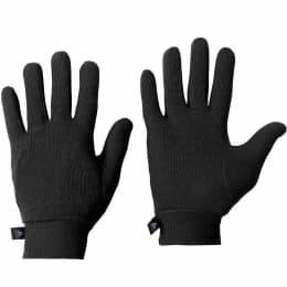BU TEXTILE ODLO ODLO SOUS GANTS WARM KIDS BLACK 21 - Ekosport