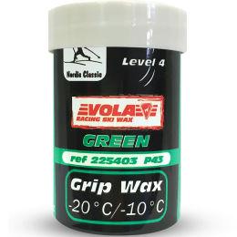 VOLA GRIP WAX P43 GREEN 21