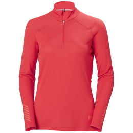 HELLY HANSEN W LIFA ACTIVE 1/2 ZIP RASPBERRY 21