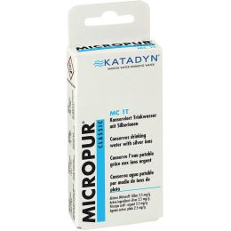 KATADYN MICROPUR CLASSIQUE MC 1/50 T 21