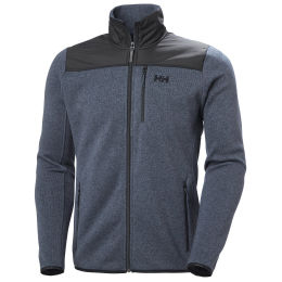 HELLY HANSEN VARDE FLEECE JACKET SLATE 21