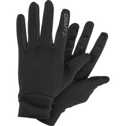 CRAFT THERMAL GANTS DE RUNNING MULTI GRIP NOIR 20