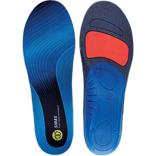 SIDAS Semelle chaussure Xc-nordic 3d Homme Bleu taille S