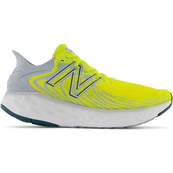 NEW BALANCE Chaussure running Fresh Foam 1080 V11 Sulphur Yellow Homme Jaune/Blanc taille 7.5