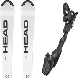 HEAD WC REBELS E-SLRD FIS SW + FREEFLEX ST 16 BR.85 21