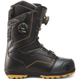 NIDECKER TRINITY BOA WM'S BLACK 21