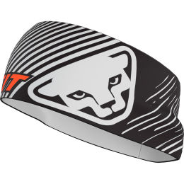 DYNAFIT GRAPHIC PERFORMANCE HEADBAND BLACK OUT 21