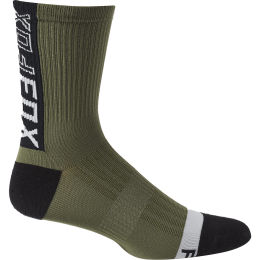 "FOX 6"" RANGER SOCK OLIVE GREEN 21"
